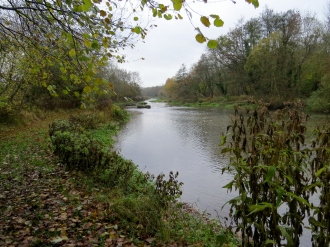 The Kennet at Chilton Foliat