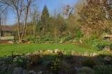 Part of her garden